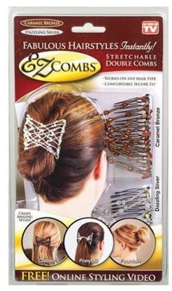 Оригинальная заколка для волос